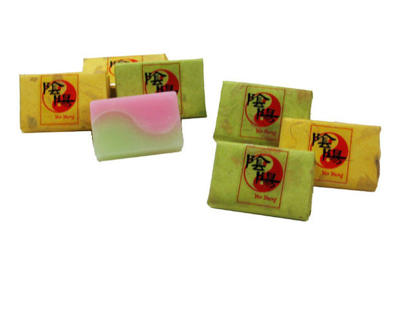 Yin Yang Soap (2 Bars Packaged)