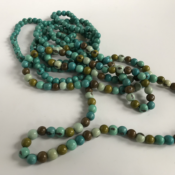 Acai Bead Necklace