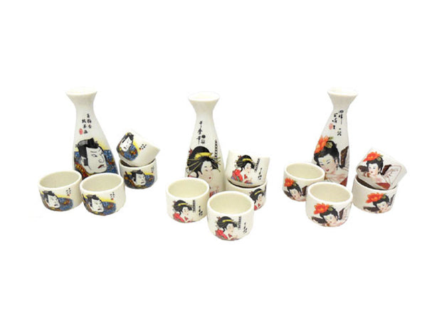 5 pc. Sake Set