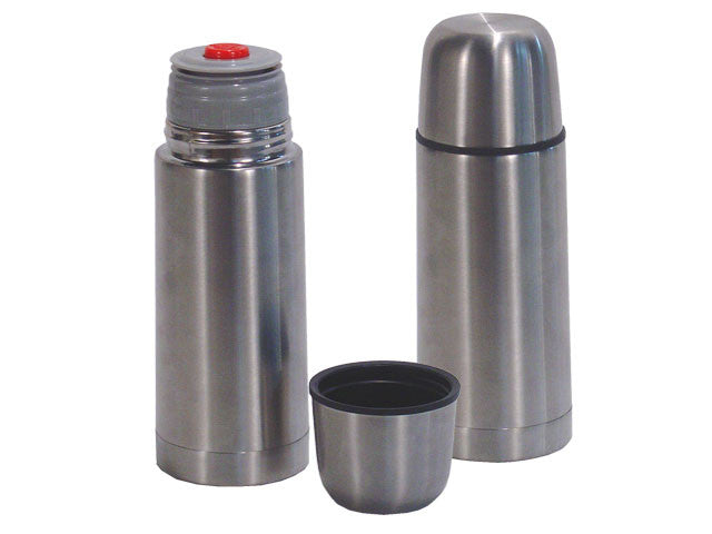Bullet Shaped Stainless Steel Thermos Flask