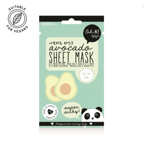 Nourishing Oh K! Avocado Sheet Mask