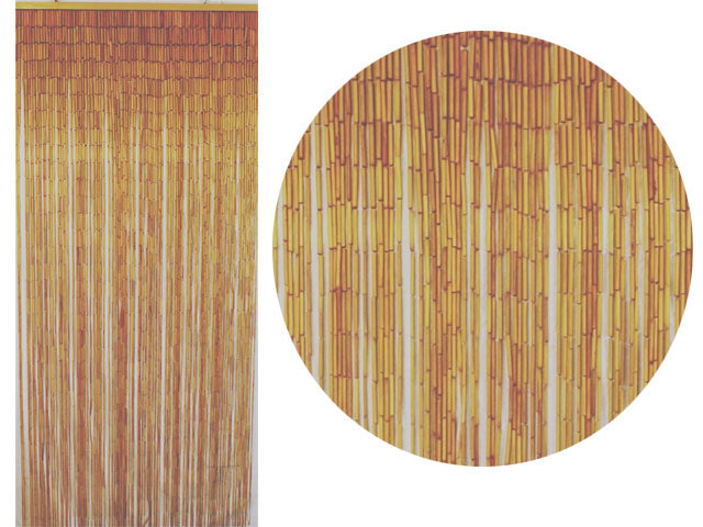 Fine Bamboo Curtain - 36in. x 80in.