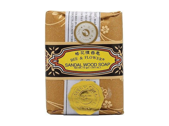 Bee & Flower Brand Soap (Medium, 4 pack)
