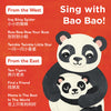 Example of songs included in Bao Bao Learns Chinese