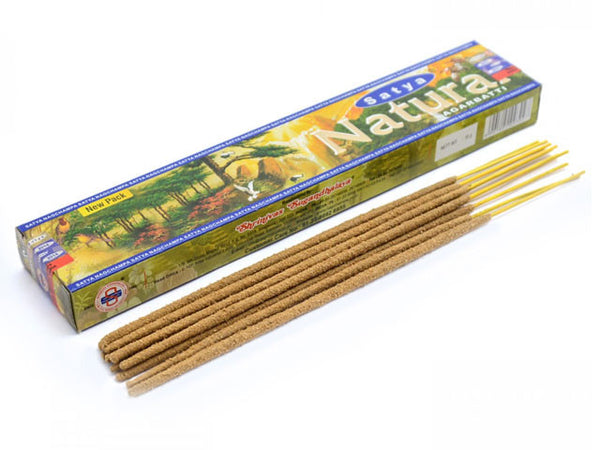 Shrinivas Sugandhalaya Incense Stick - Natural