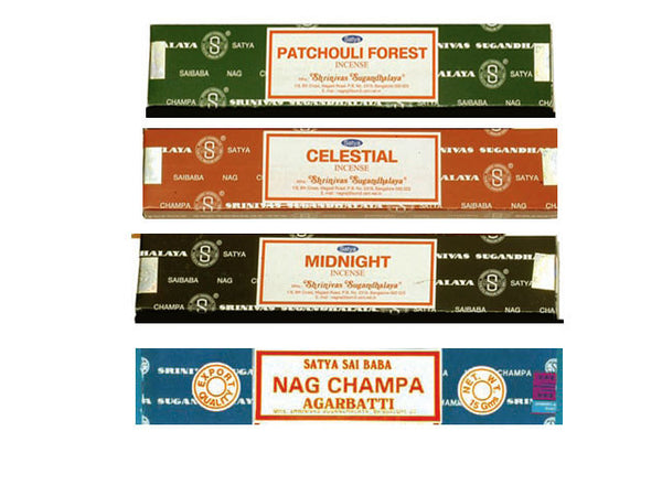 Satya India Shrinivas Sugandhalaya Incense Sticks