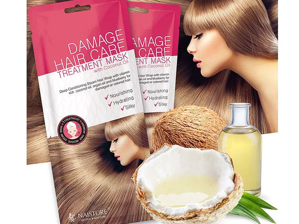 Damage Hair Care Treatment Mask
