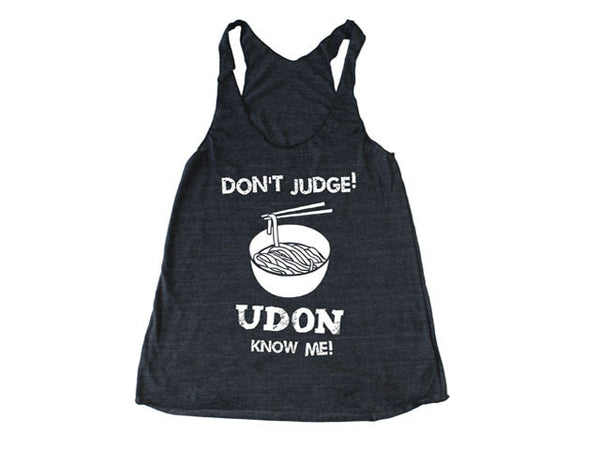 Women's Udon Know Me Tank