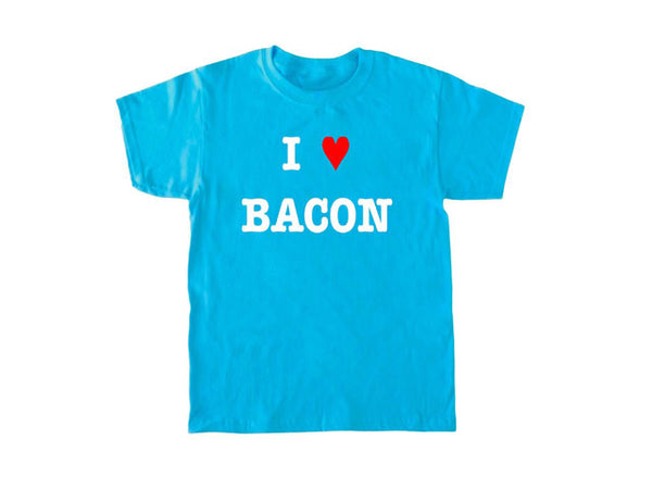 I Love Bacon Kid's T-Shirt
