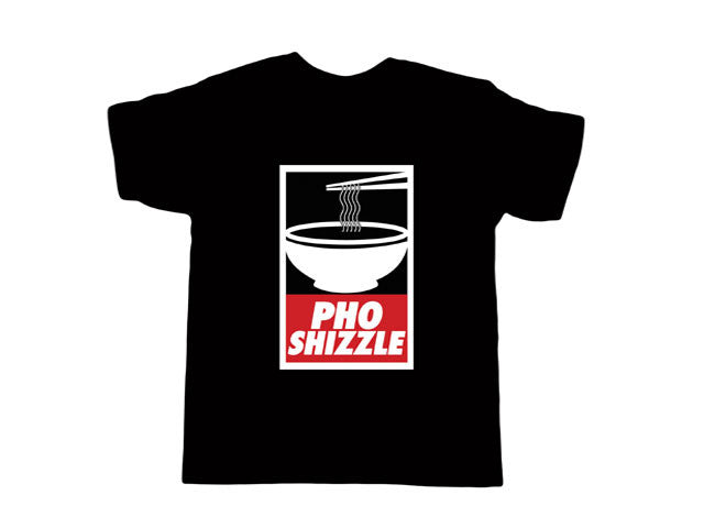 Pho Shizzle Kid's T-Shirt