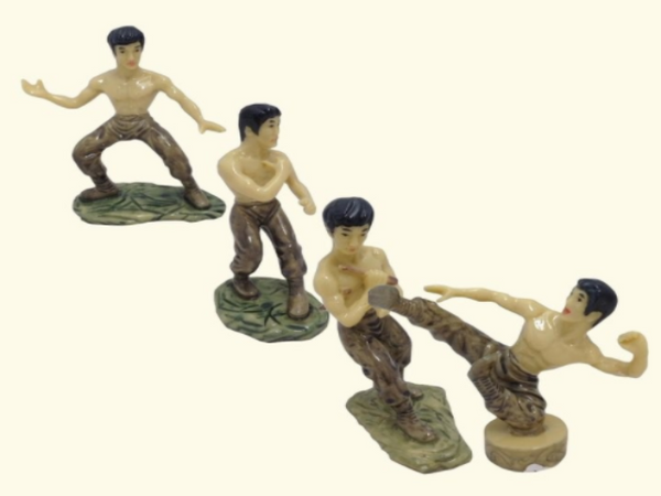 Bruce Lee Figurines
