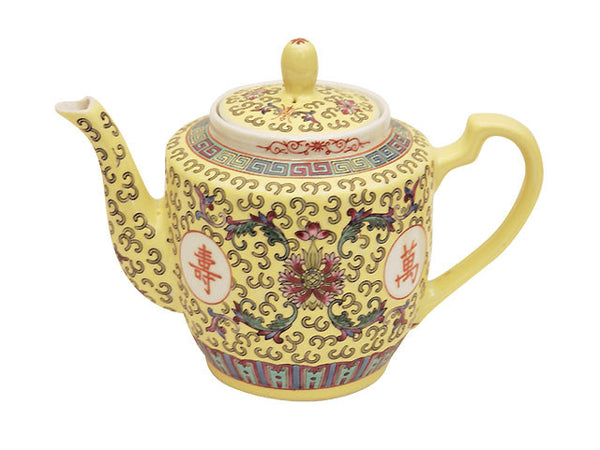 Classic Longevity Design - Tea Pot