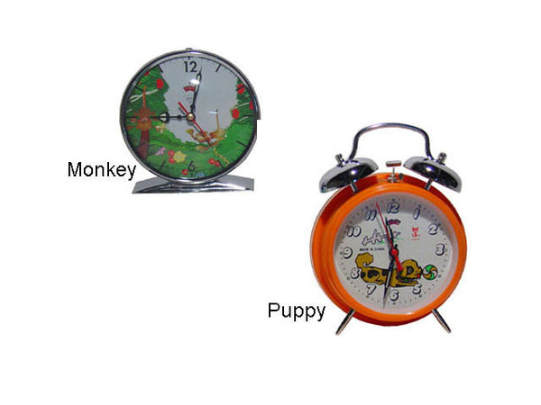 Classic Wind-up Clock