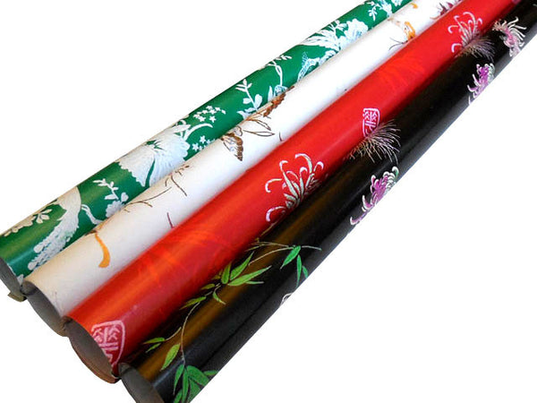 Printed Wrapping Paper - 2 Sheets Pack