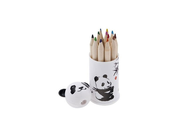 Panda Design Pencil Sharpener Set