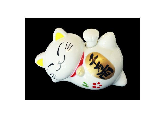 Solar Powered Waving Hand Motion Lucky Cat