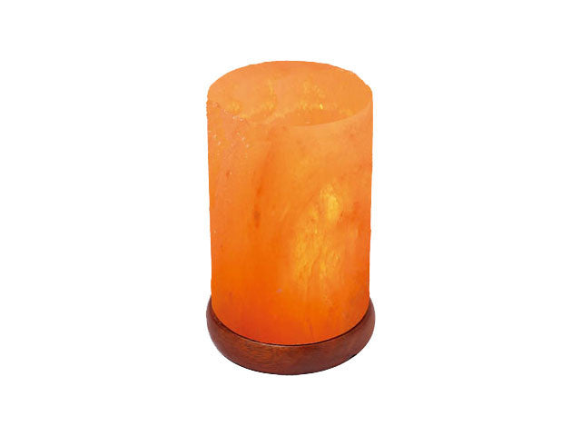 Salt Lamp with Base