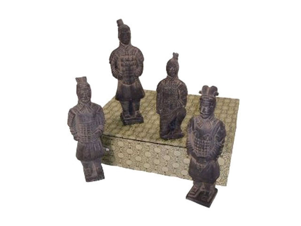 Terra Cotta Warriors - Box Set of 4