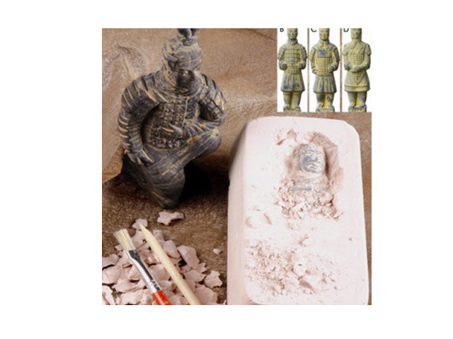 Terra Cotta Warriors Excavation Kit – Pearl River Mart