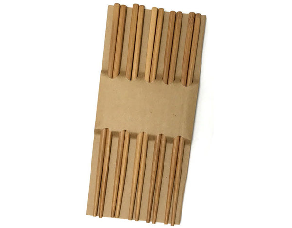 Bamboo Chopsticks - Set of 10