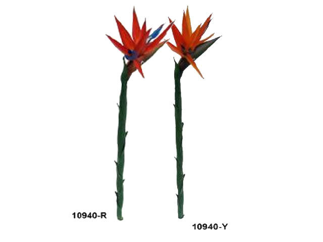 Artificial Flowers - Single Bird Paradise