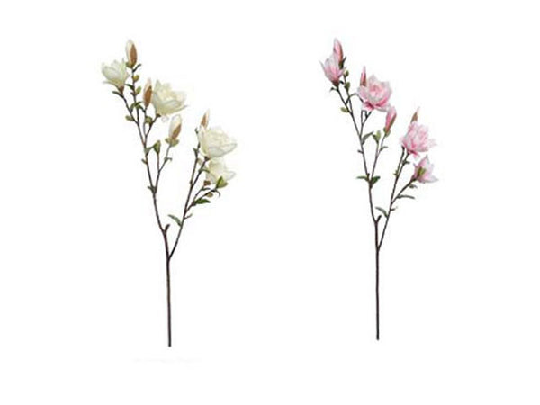 Artificial Flowers - Magnolia Branch