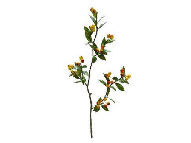 Artificial Flowers - Hawthorn Fruit