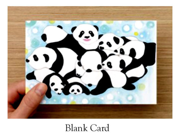 Panda Design - Greeting Cards