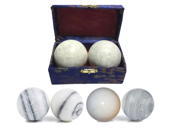 Marble Therapy Balls /  Health Balls