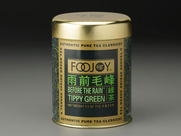 Foojoy Super Premium - Before The Rain Tippy Green Tea (Seasonal Out of Stock)