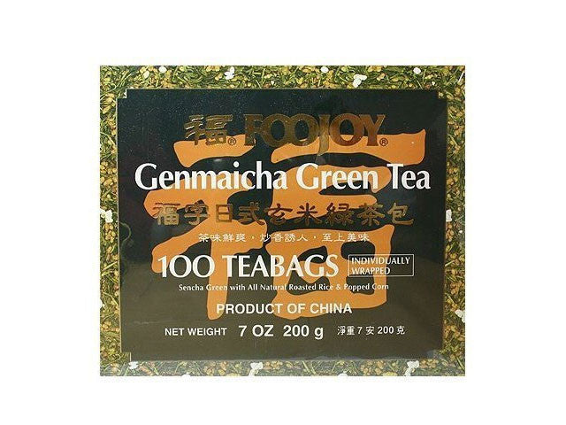 Foojoy Genmaicha Green Tea - Teabag