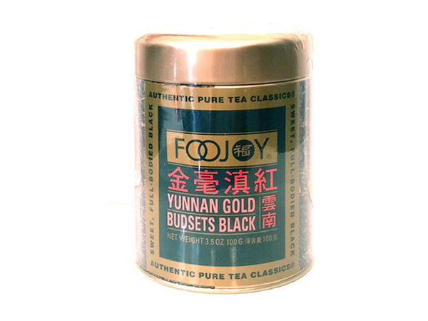 Foojoy Super Premium - Yunnan Gold Budsets Black Tea