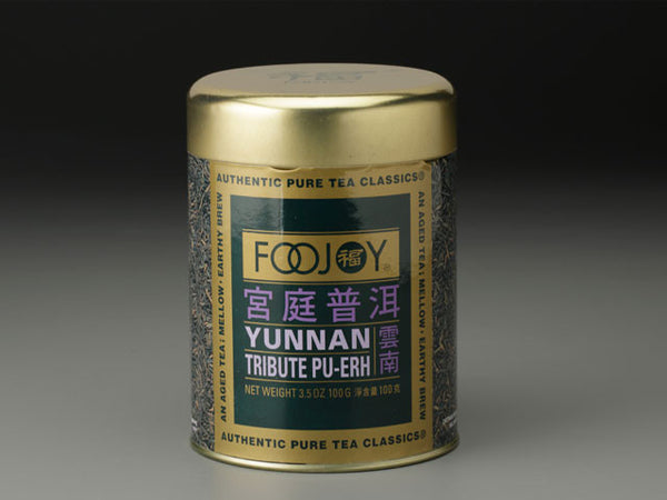 Foojoy Super Premium - Yunnan Tribute Pu-Erh