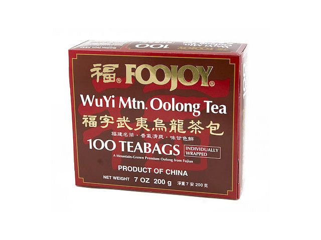 Foojoy Wuyi Mtn. Oolong Tea - Teabag