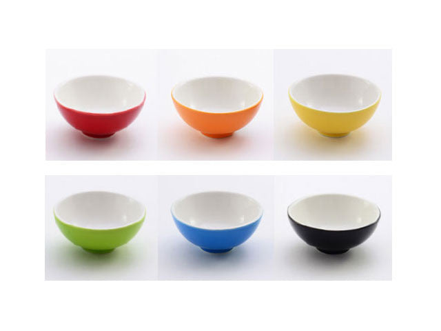 Two Tone Ceramic Sauce Bowl - 3 in.