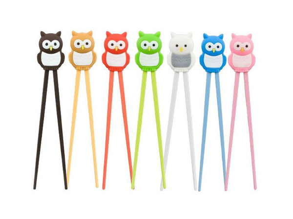 Chopstick Helper - Owl
