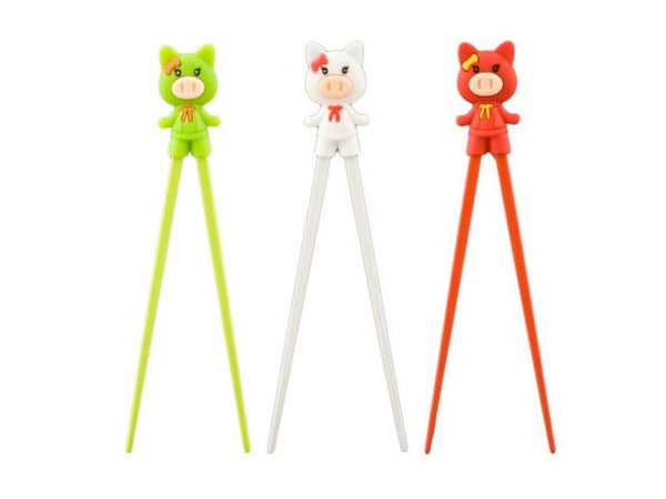 Chopstick Helper - Ms. Piggy