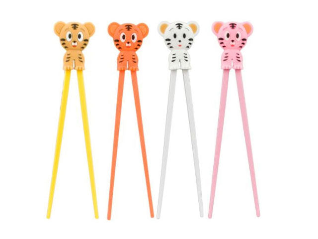 Chopstick Helper - Tiger