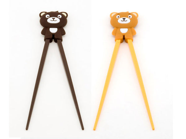 Chopstick Helper - Teddy Bear
