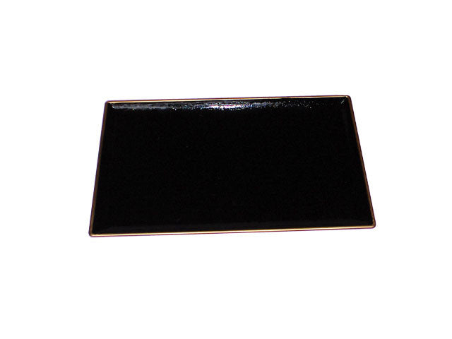 Lacquer Plastic Sushi Tray