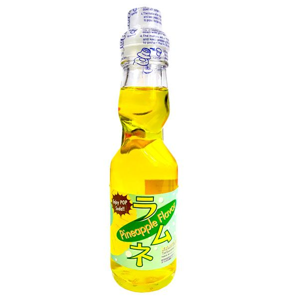 Fuji Soda Pineapple Ramune