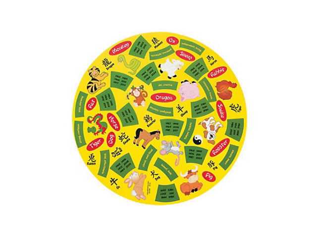 Chinese New Year Sticker Sheets