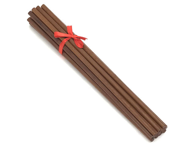 9.5 in. Wooden Chopsticks - 10 pairs/pk