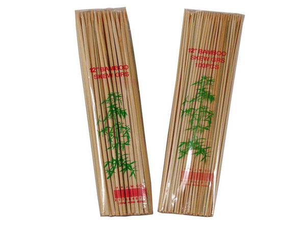 Bamboo Skewers / BBQ Sticks