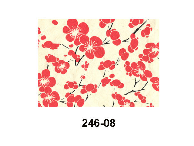 Cherry Blossom Printed Paper