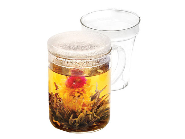 Borosilicate Glass Tea Mug