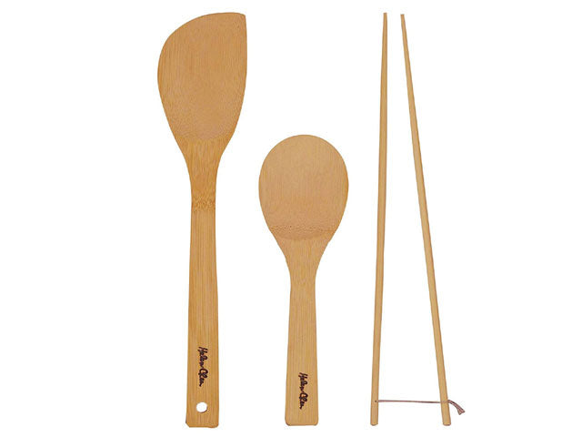 Bamboo Stir Fry Set
