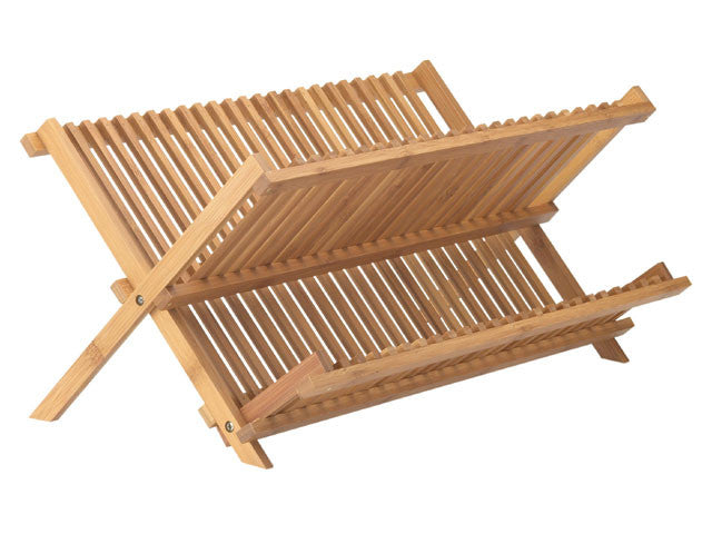 Bamboo Dish Rack ( Out of Stock )