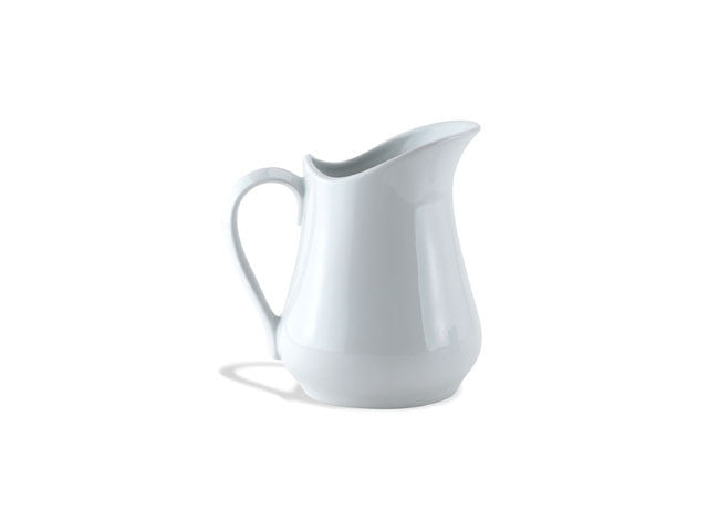 White Porcelain Creamer / Pitcher