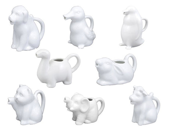 Mini Animal Ceramic Creamer